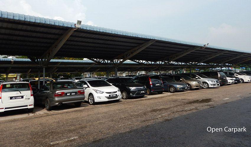 Senai Airport Car Rental