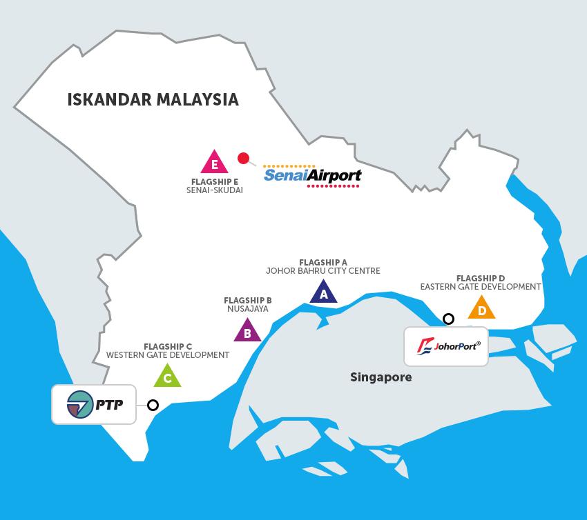 Senai International Airport Johor Bahru Malaysia Introduction - Us map with airport codes